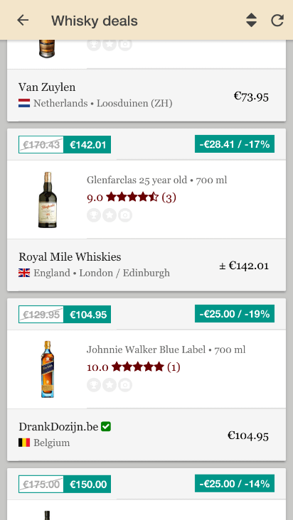 whisky deals